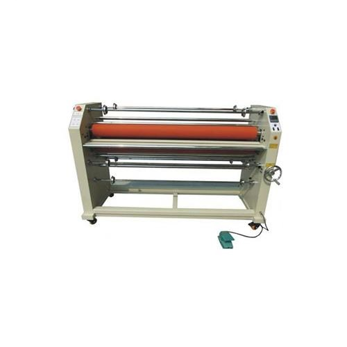 Autometic hot and cold laminator