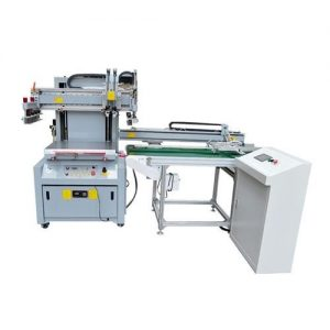 Automatic Discharge Screen Printing Machine