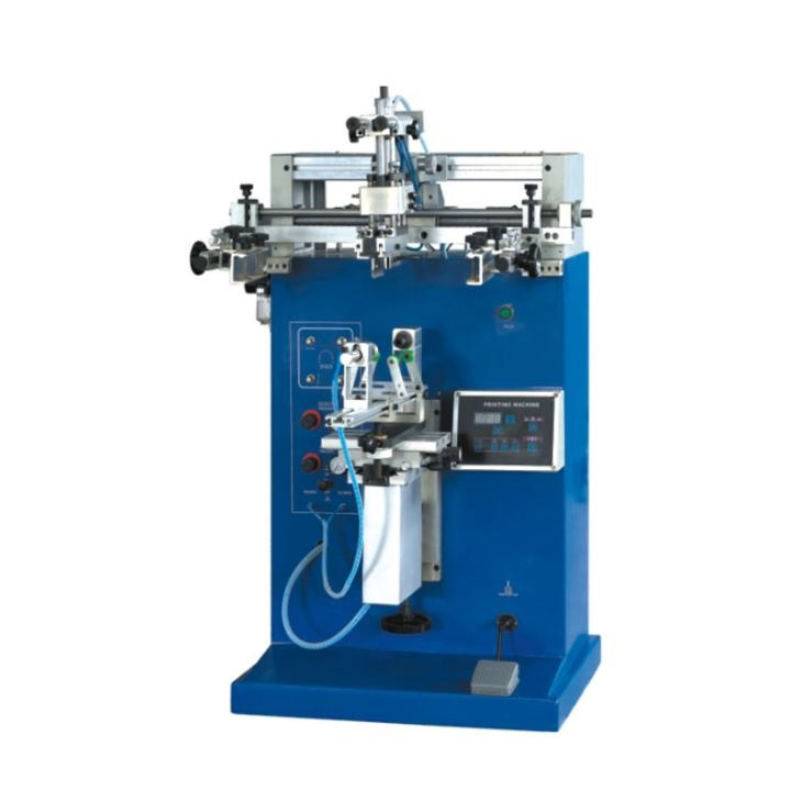 Cosmetic Bottle Screen printing Machine