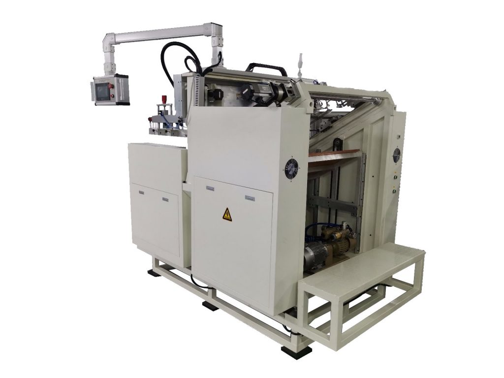 Fully Automated Heat Transfer Paper Screen Printing Machine