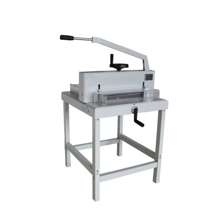Heavy Duty 500 Sheet Paper Stack Cutter With Stand