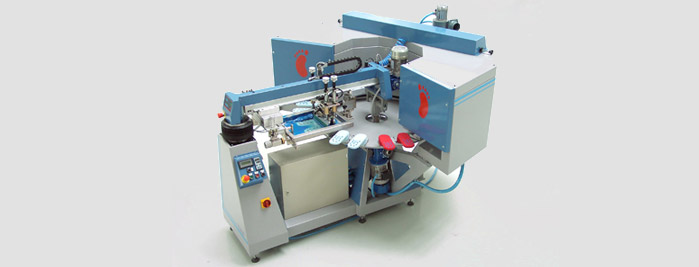 Alfa Socks screen printing machine